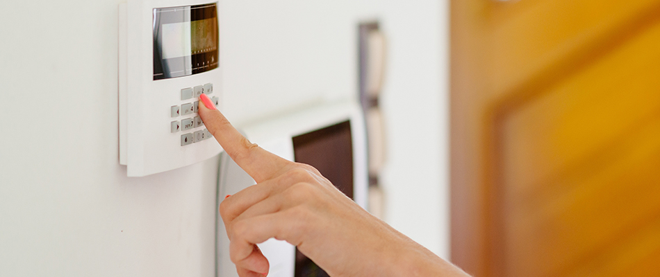 It's wise to change your security system codes when you buy a new home in Wesley Chapel and the surrounding areas.
