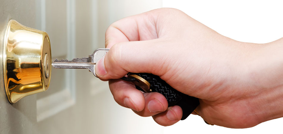 Rekeying locks are important for new homeowners.