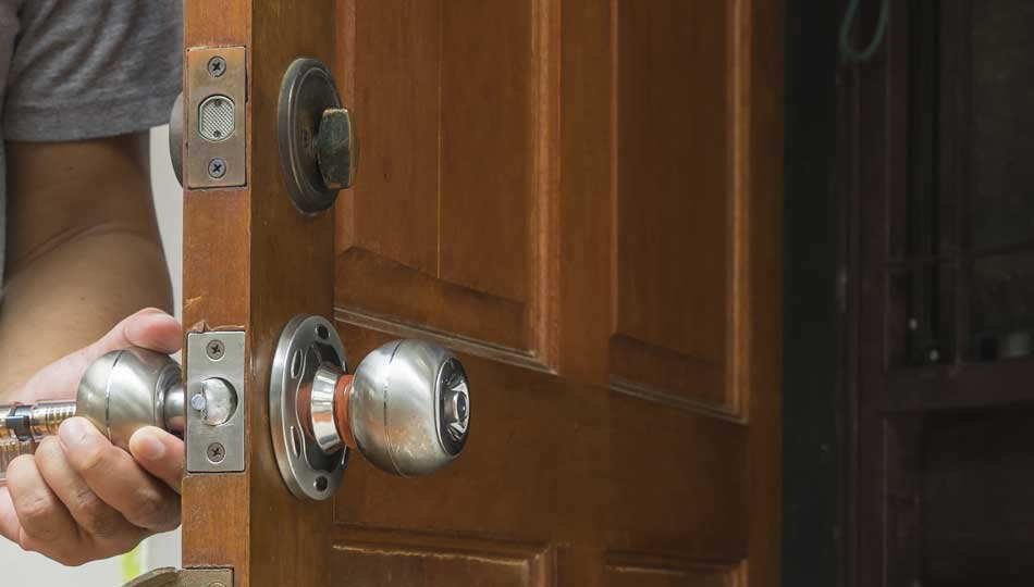 How to prevent burglars from compromising your door locks.